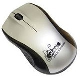 USBCOM Optical Mouse USB Energy [OM-USB-ENRG] - Grey - Mouse Basic