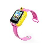 UWATCH 3G GPS Tracker [uwa-030140-blu] - Pink (Merchant) - Gps & Running Watches