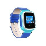 UWATCH Tinz-Clr GPS Tracker [uwa-030120-blu] - Blue (Merchant) - Gps & Running Watches
