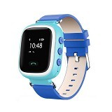 UWATCH Tinz Jam tangan GPS Tracker Anak/Remaja - Blue - Gps & Running Watches