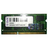 V-GEN Memory Notebook 4GB DDR3 PC-12800 - Memory SO-DIMM DDR3