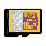 V-GEN Micro SD 16 GB [ME000V16] - Class 6 (Merchant) - Micro Secure Digital / Micro Sd Card