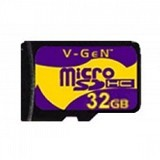 V-GEN Micro SD 32GB Class 6 (Merchant) - Micro Secure Digital / Micro Sd Card