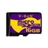 V-GEN Micro SDHC 16GB - Micro Secure Digital / Micro SD Card