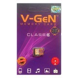 V-GEN Micro SDHC 8GB - Micro Secure Digital / Micro SD Card