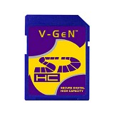 V-GEN SDHC 32GB - Secure Digital / Sd Card