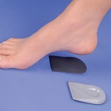 VARITEKS Adhesive Silicone Heel Spur Size S [VAR584.S] (Merchant) - Pelindung Tapak Kaki / Insoles Support