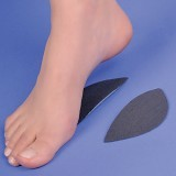 VARITEKS Adhesive Silicone Longitudinal Arch Support Size L [VAR590.L] (Merchant) - Pelindung Tapak Kaki / Insoles Support