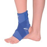 VARITEKS Ankle Brace with Bandage Size L [VAR824.L] (Merchant) - Penyangga dan Alat Bantu Kaki