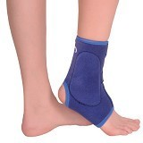VARITEKS Ankle Brace with Support Size M [VAR844.M] (Merchant) - Penyangga dan Alat Bantu Kaki