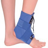 VARITEKS Ankle Support with Spiral Stays Size M [VAR827.M] (Merchant) - Penyangga dan Alat Bantu Kaki