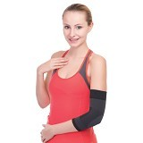 VARITEKS Softsport Elbow Support Size S [VAR721.S] (Merchant) - Pelindung Siku Tangan / Elbow Support