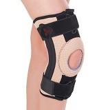 VARITEKS TX Knee Brace with Flexible Stays Size L [VAR163.L] (Merchant) - Penyangga dan Alat Bantu Kaki