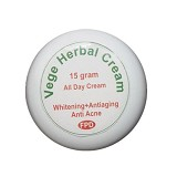 VEGE Herbal Cream - Krim / Pelembab Wajah