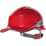 VENITEX Diamond Safety Helmet - Red - Helm Proyek / Safety Helmet