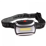VERA DES Headlamp Flashlight Waterproof LED 3 Modes Headlight (Merchant) - Senter / Lantern