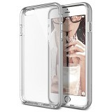 VERUS Case Crystal Bumper for Apple iPhone 6/6s - Light Silver - Casing Handphone / Case