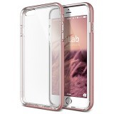 VERUS Case Crystal Bumper for Apple iPhone 6/6s - Rose Gold - Casing Handphone / Case