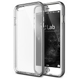 VERUS Case Crystal Bumper for Apple iPhone 6/6s - Steel Silver - Casing Handphone / Case