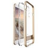 VERUS Crystal Bumper iPhone 7 Plus - Shine Gold (Merchant) - Casing Handphone / Case