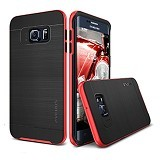 VERUS High Pro Shield Samsung Galaxy S6 Edge Plus - Crimson Red - Casing Handphone / Case