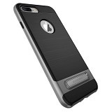 VERUS High Pro Shield iPhone 7 Plus - Steel Silver (Merchant) - Casing Handphone / Case