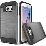 VERUS Verge Casing for Samsung Galaxy S6 - Steel Silver (Merchant) - Casing Handphone / Case