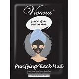 VIENNA Face Mask Peel Off 15 ml Sachet (Merchant) - Masker Wajah