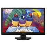 VIEWSONIC LED Monitor 21.5 Inch [VA-2246] (Merchant) - Monitor Led Above 20 Inch