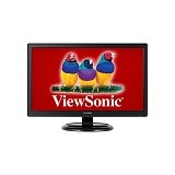 VIEWSONIC LED Monitor 23.6 Inch [VA2465Sh] - Monitor Led Above 20 Inch