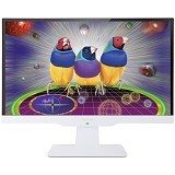 VIEWSONIC LED Monitor 21.5 Inch [vx2263smhl-w] - White