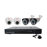 VISION PRO Paket CCTV Full HD Office 1080 [IO22] - Cctv Camera