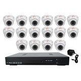VISION PRO Paket CCTV Full HD Office 1080 [IO160] - CCTV Camera