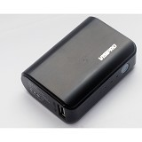 VISIPRO Powerbank CEB 5200mAh - Black - Portable Charger / Power Bank