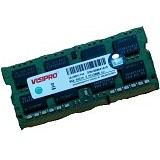 VISIPRO Sodimm 8GB DDR3 PC-12800 (Merchant) - Memory So-Dimm Ddr3