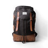 VISVAL Bara - Brown - Backpack Pria