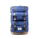 VISVAL Majestic - Navy - Backpack Pria