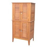 VITTORIO Outdoor Storage 4 Door [PRD/0000002601] - Drawer
