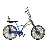 """VIVA Carilo Forza 26"""" Harley - Sepeda Kota / City Bike"""