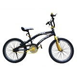 VIVACYCLE BMX Fly 06 - Yellow (Merchant) - Sepeda Gunung / Mountain Bike / Mtb
