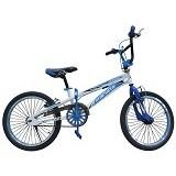 VIVACYCLE BMX NVMT - White Blue (Merchant) - Sepeda Gunung / Mountain Bike / Mtb