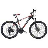 VIVACYCLE Mountain Bike Levanti - Black (Merchant) - Sepeda Gunung / Mountain Bike / Mtb