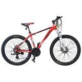 VIVACYCLE Mountain Bike Levanti - Red (Merchant) - Sepeda Gunung / Mountain Bike / Mtb
