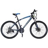 VIVACYCLE Zenox 660 - Black Doff (Merchant) - Sepeda Gunung / Mountain Bike / Mtb