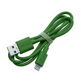 VIVAN Cable Lightning USB [CBM80] - Green - Cable / Connector Usb