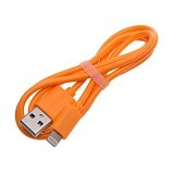 VIVAN Cable Lightning USB [CBM80] - Orange - Cable / Connector Usb