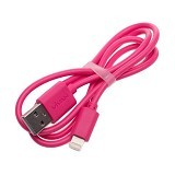 VIVAN Cable Lightning USB [CBM80] - Pink - Cable / Connector Usb