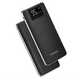 VIVAN Power Bank 11000mAh [D11] - Black (Merchant) - Portable Charger / Power Bank