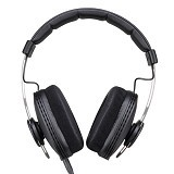 VIVAN Stereo Wired Headset With Mic [VH600] - Black (Merchant) - Headphone Full Size