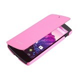 VOIA Flip Case for LG Nexus 5 - Pink (Merchant) - Casing Handphone / Case